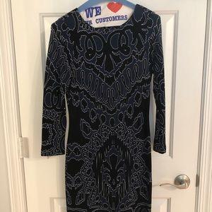 Taylor Print Dress